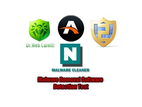 Malware Removal Software Detection Test