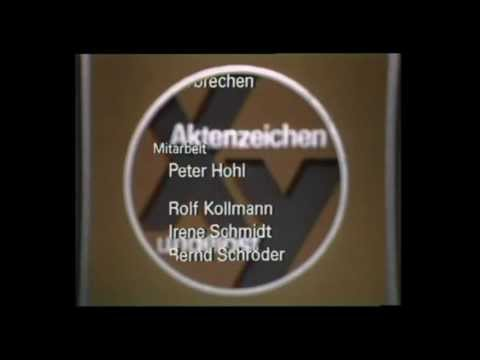Aktenzeichen XY 17.1.1975 - komplette Folge