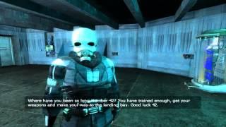Half-Life 2-Combine Combat Part 1