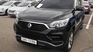 Цены в Корее  Ssangyong Rexton 2018   Hyundai Veloster   Победитель Samsung S9 plus  CAR WORLD