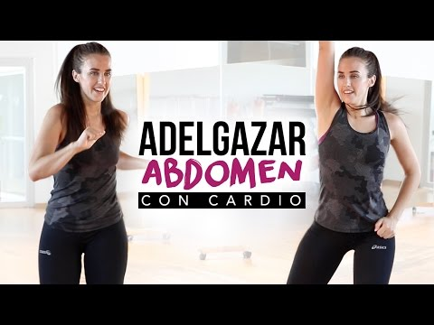 VIDEO: REDUCIR GRASA ABDOMINAL CON CARDIO INTENSO | 25 MINUTOS