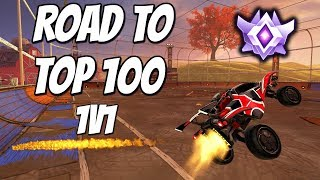 1V1 Road to Top 100 / Grand Champion | NEW Rocket League Season 11 Gameplay