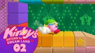 Kirby's Return to Dream Land (Blind) Episode 2: Pro Kirby-er