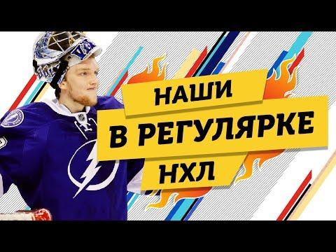 Как РОССИЯНЕ провели РЕГУЛЯРКУ НХЛ 17/18?