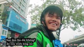 Grabbike and Goviet drivers talk about income and driving experience