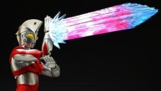ULTRA-ACT ウルトラマンエース Ultraman Ace Figureの動画