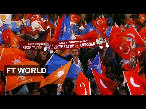 Turkey's post-election turmoil