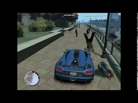 1000 maneras de morir en GTA IV - Episodio 2