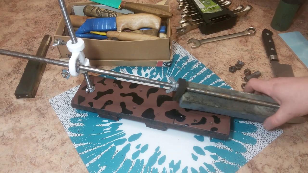 Заточку для ножей в домашних условиях 402