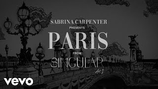 Sabrina Carpenter Paris Visualizer Audio