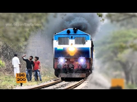 Morons acting Smart | Erupting Angry Train | Indian Railways thumbnail