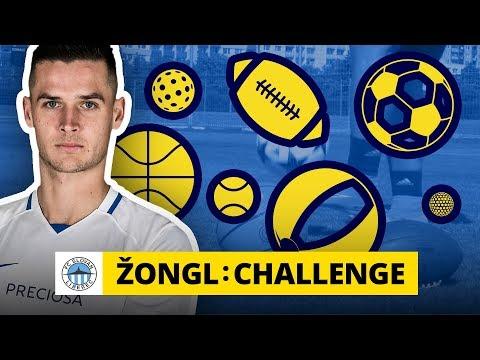 Žongl Challenge: Roman Potočný
