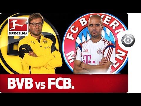 Borussia Dortmund vs. Bayern München -