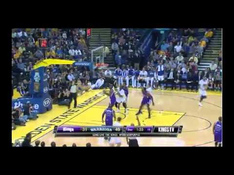 NBA CIRCLE - Sacramento Kings Vs Golden State Warriors Highlights 2 November 2013 www.nbacircle.com