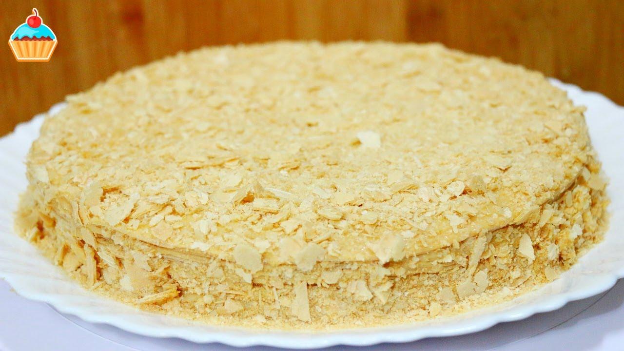 Крем для торта с вареной сгущенкой рецепт с пошагово