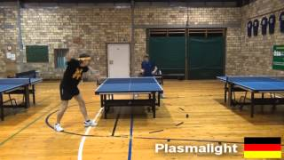 Awesome Table Tennis Tricks by TableTennisDaily members!