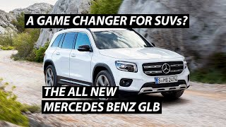The All New Mercedes Benz GLB
