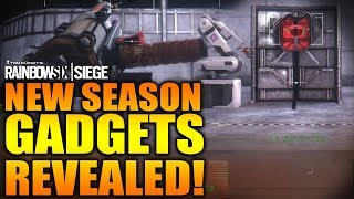 Rainbow Six Siege - In Depth: NEW SEASON GADGET REVEAL - EMBER RISE