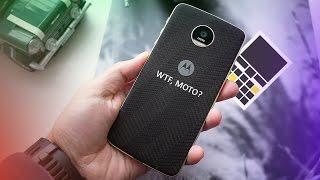 MOTO Z Play. WTF, MOTO?