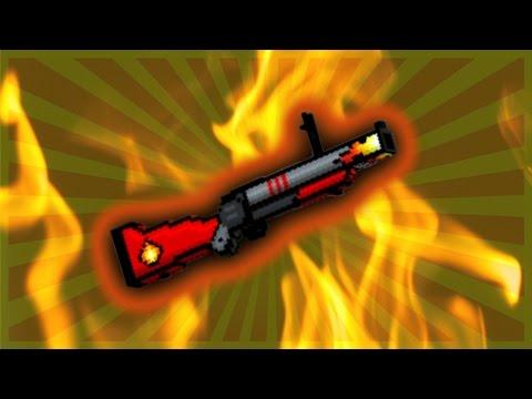 Pixel Gun 3D - Firestarter [Review]
