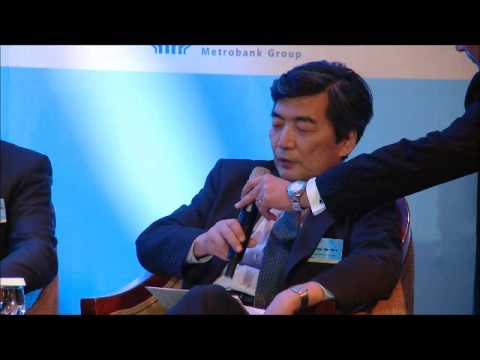 Financial Times - First Metro Philippines Investment Summit (Panel Discussion 1, Part I)