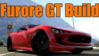 GTA 5 | Furore GT (FR-S, GT86) Full Build, Mt Chiliad and Cruise