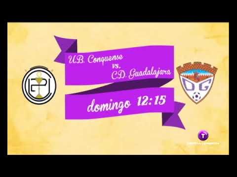 Promo Fútbol. U. B. Conquense - C. D. Guadalajara