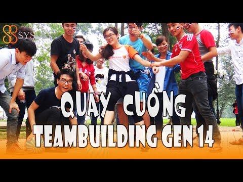 SYSDO Vietnam - Quay cuồng cùng Teambuilding Gen 14