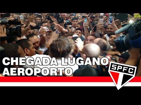 CHEGADA LUGANO - AEROPORTO - #DIO5 - DIEGO LUGANO