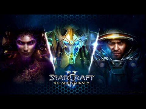StarCraft II: Wings of Liberty 4K (16 запись) Финал (Чар 2/2)