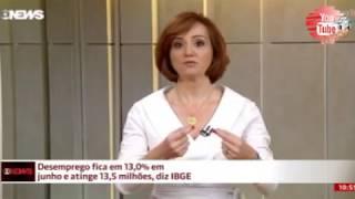 AO VIVO AGORA - GLOBO NEWS
