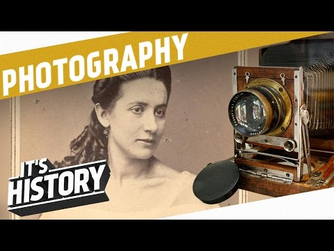 Say Cheese! - The Invention of Photography I IT'S HISTORY
