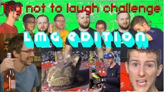 Linus Media group BEST BITS/ Try not to laugh challenge  (Unofficial/ Fan Made)