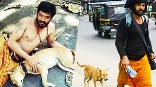Trending Now – Why did this dog walk 600km to Sabarimala?