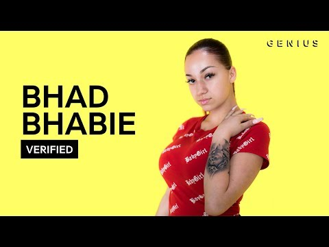 """Bhad Bhabie """"Gucci Flip Flops"""" Official Lyrics & Meaning 