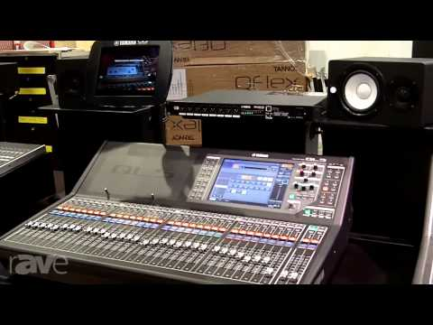 InfoComm 2014: Yamaha Exhibits Its QL5 32 Input 16 Output Mixer