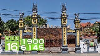 Bê tông hóa ngôi đình cổ 300 năm tuổi ở Hà Nội | VTC16