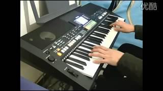 Tinh nhi nu   Tay vuong nu quoc   Electric Piano 女儿情   电子琴   YouTube