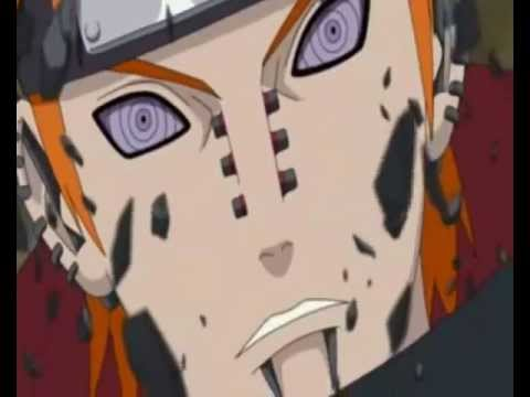 Naruto Vs Pain Full Fight [down With The Sickness] video