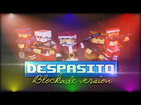 [Блокада] Генерал Гриф - Despasito [Blockade version]