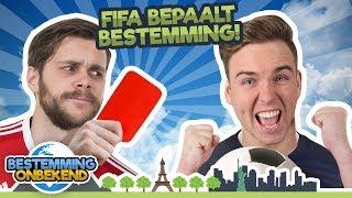 FIFA TOERNOOI BEPAALT BESTEMMING! - Bestemming Onbekend #4