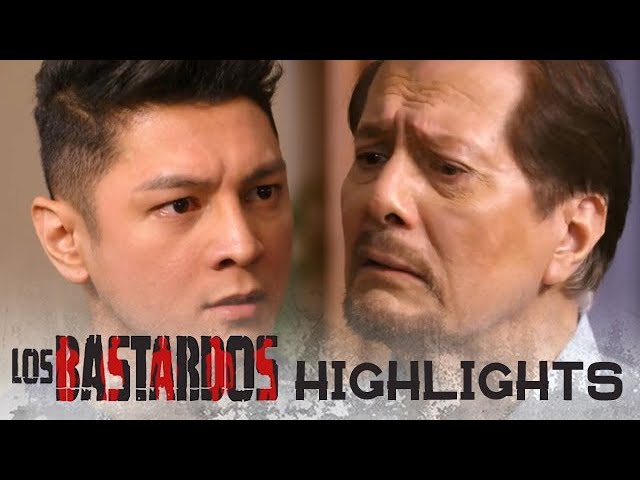 Don Roman, nalaman na anak niya si Lorenzo kay Soledad | PHR Presents Los Bastardos