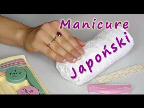♦ P.Shine, czyli manicure japoński w domu - tutorial ♦
