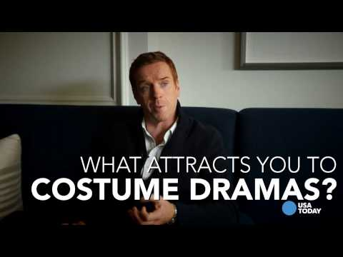 Damian Lewis: U.S. is obsessed with U.K'.s royals