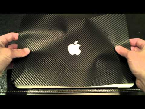 SGP Carbon MacBook Pro Skin