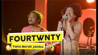 Download Lagu [HD] Fourtwnty - Fana Merah Jambu (Live at LOKASWARA, Yogyakarta) Gratis STAFABAND