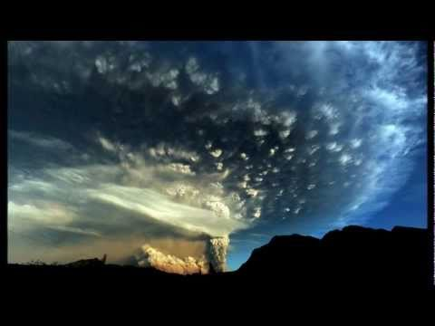 Amazing Volcano In Chile video