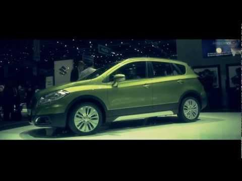 Suzuki SX4, презентация