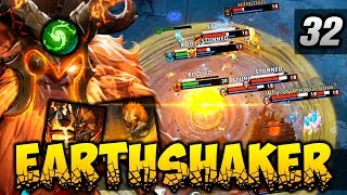 Dota 2 Earthshaker Moments Ep. 32 [1440p]