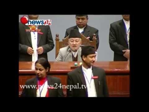 विवादका बीच सभाध्यक्षले बनाए प्रस्ताव समिति - POWER NEWS